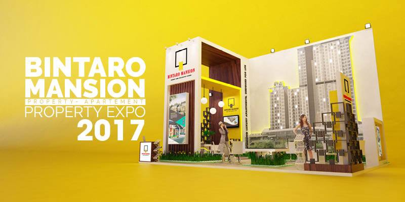 BINTARO MANSION PROPERTY EXPO 2017