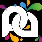 logo-parama-arsa-colorfullfun white