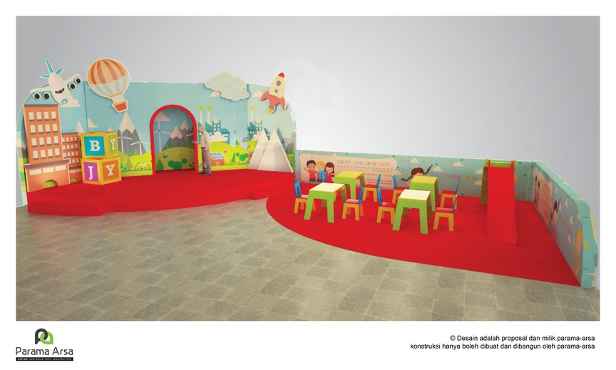 JOYOBOYO – KIDS STAGE & PLAYGROUND