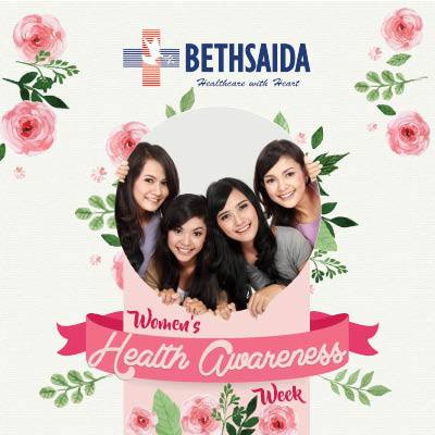 BETHSAIDA-WOMEN'S HEALTH AWARNESS WEEK